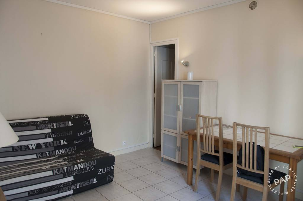 Location immobilier 1.120 € Paris 17E