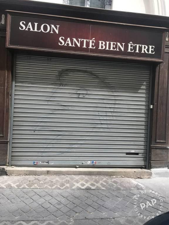 Local commercial 1.800€ 45m² Paris 5E