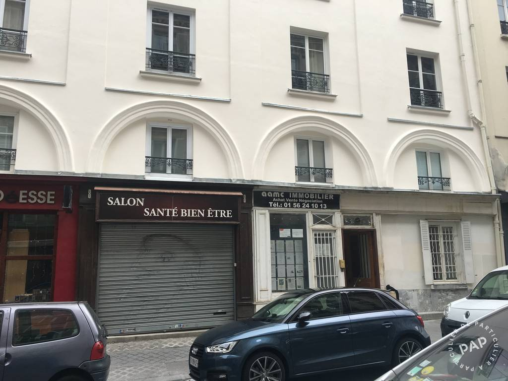 Immobilier Paris 5E 1.800€ 45m²