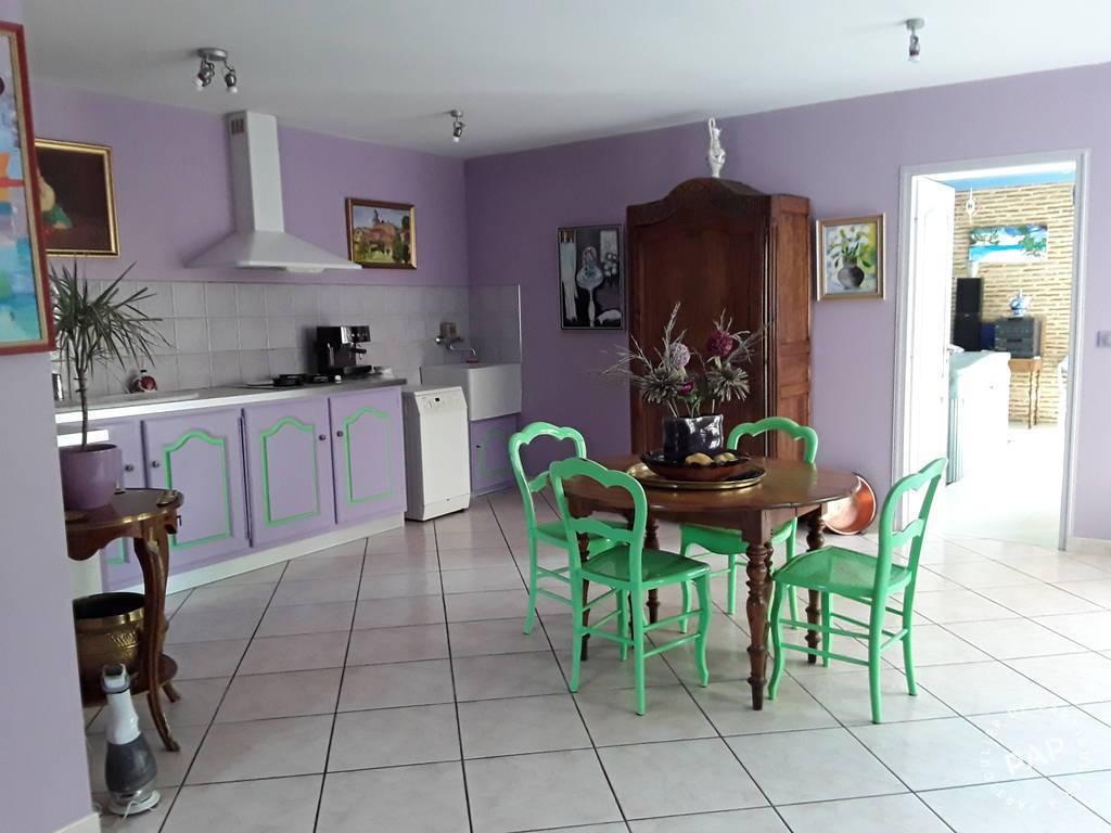 Immobilier Bernos-Beaulac (33430) 600.000€ 355m²