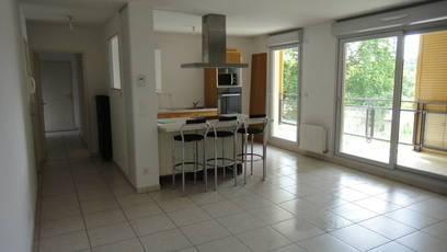 Location appartement 3pièces 65m² Francheville (69340) - 960€