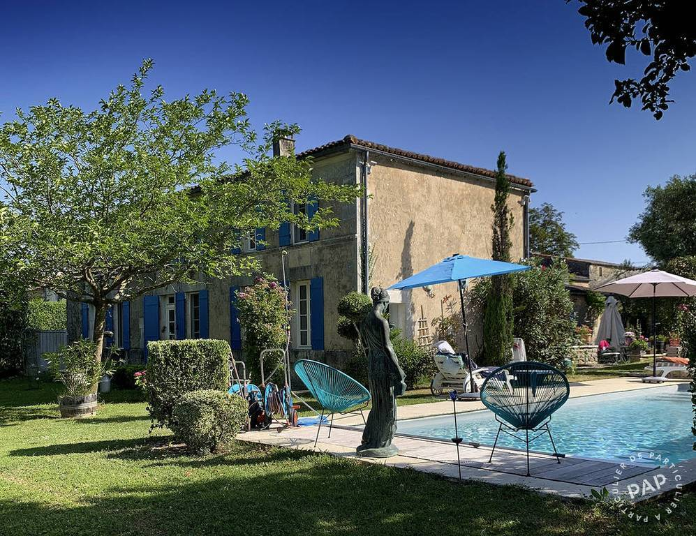 Vente Maison Thézac 290m² 475.000€