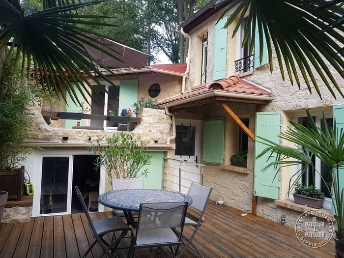Vente Maison Fontenay-Sous-Bois (94120) 80m² 710.000€