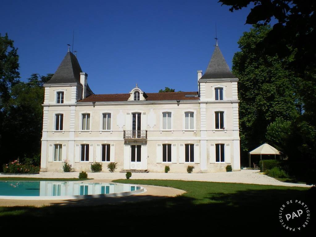 Vente maison 14 pièces Moncaut (47310)