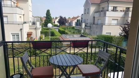 Vente appartement 2pièces 40m² Bussy-Saint-Georges - 175.000€