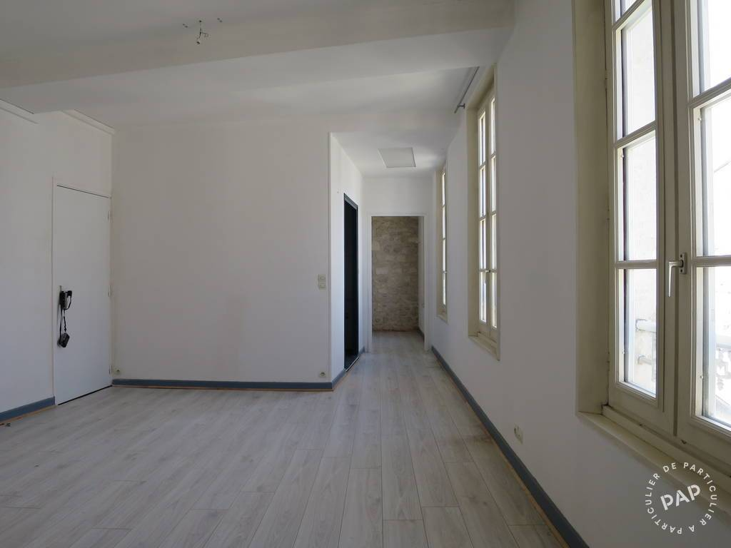 Vente Appartement Saintes (17100) 69 m² 91.000 €