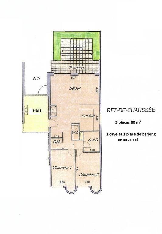 Location Appartement Verrieres Le Buisson