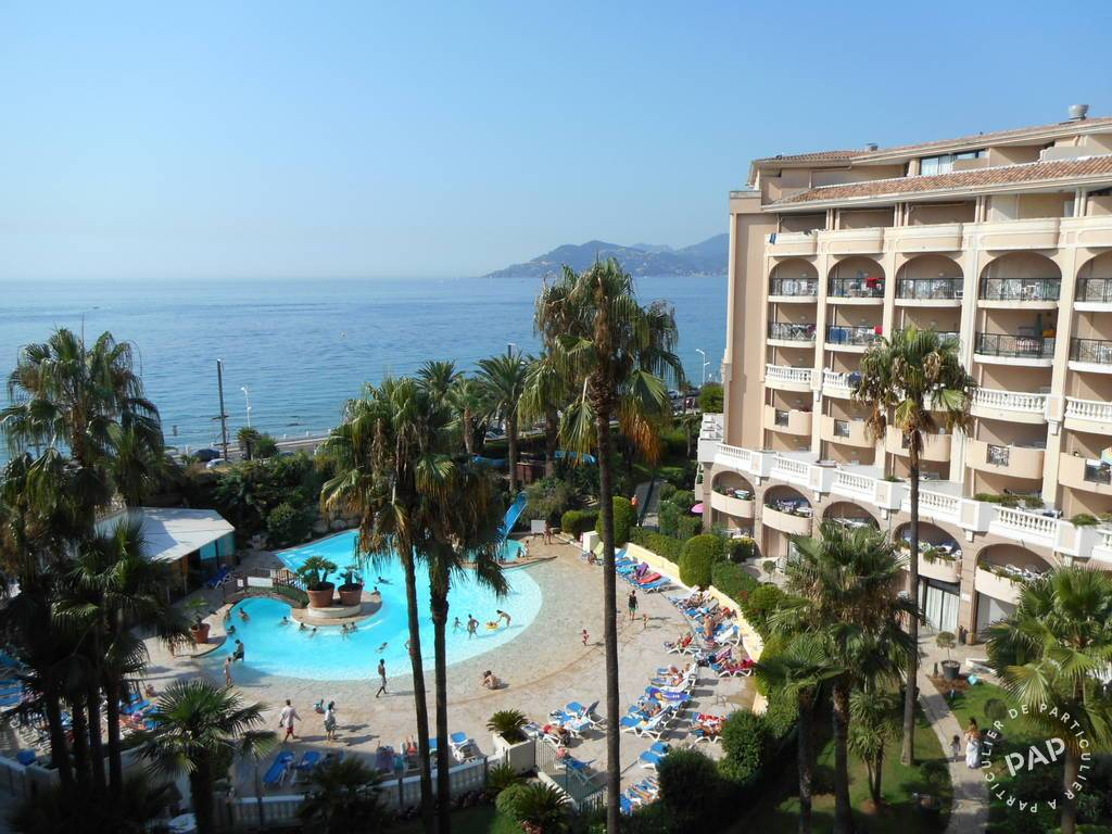 Location Appartement Cannes 24m² 720€
