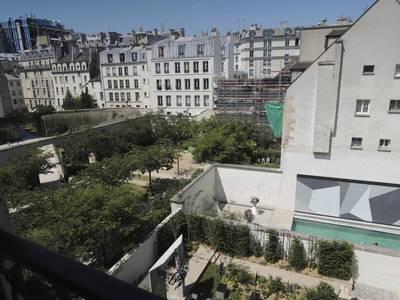 Location meublée appartement 2pièces 30m² Paris 3E - 1.330€