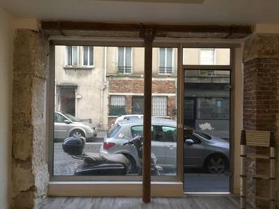 Local commercial Saint-Denis (93) - 20m² - 650€