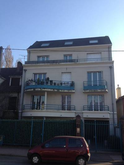 Location studio 32 m² Mantes-La-Jolie (78200) - 600 €