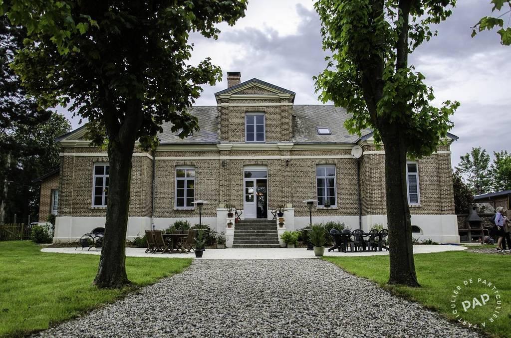 Vente maison 15 pièces Saint-Valery-sur-Somme (80230)