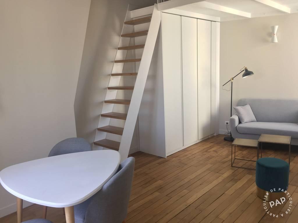 Location Appartement Paris 15E 31m² 1.350€