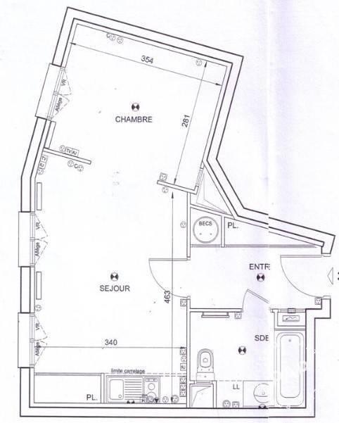 Location Appartement Charenton