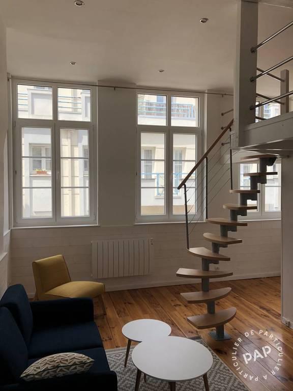 location meubl e studio 37 m lille 59 37 m 750 de particulier particulier pap. Black Bedroom Furniture Sets. Home Design Ideas