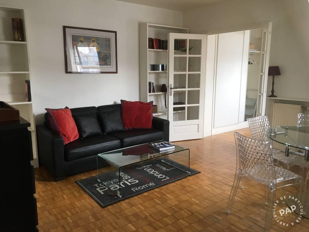 Location appartement 2 pièces Paris 8e