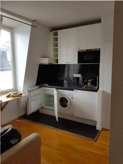 Location meublée appartement 2pièces 25m² Paris 7E - 1.300€