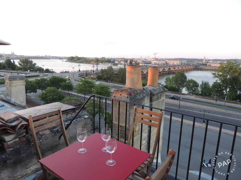 Vente Appartement Bordeaux (33) 37 m² 380.000 €