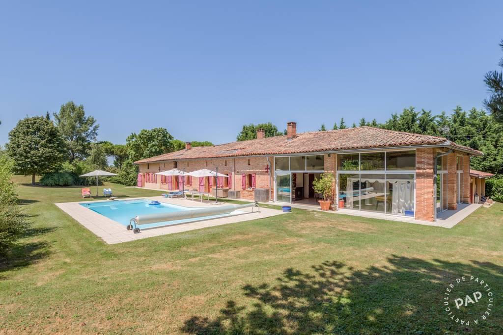 Vente maison 10 pièces Drémil-Lafage (31280)