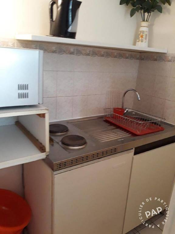 Location Appartement Paris 13E 15 m² 640 €