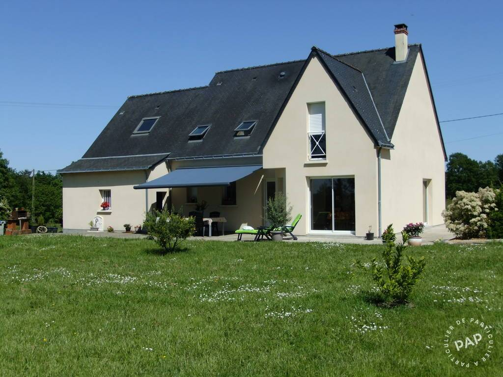 Vente Maison La Pellerine (49490) 167m² 240.000€