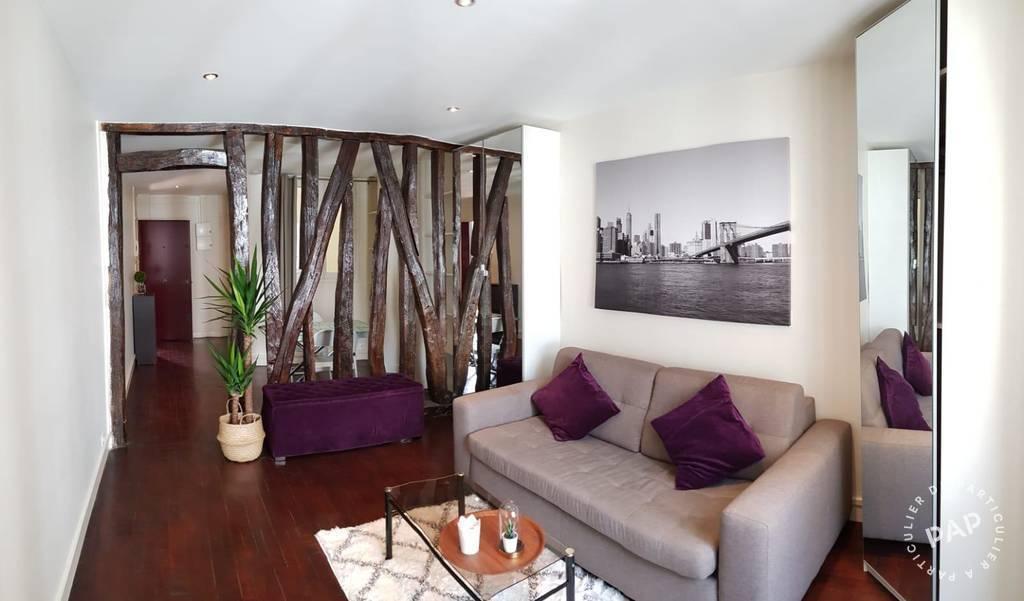 Location Appartement Paris 17E 29m² 1.100€