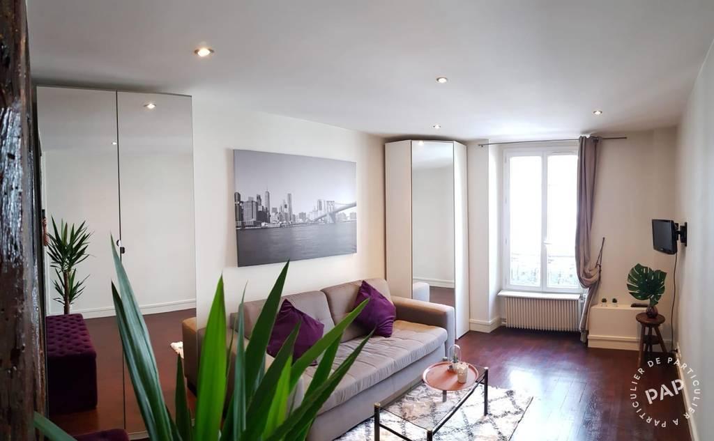 Location Appartement Paris 17E