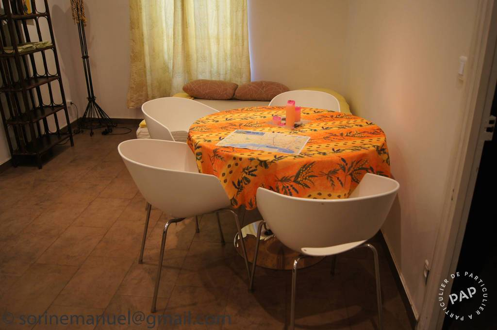 Location immobilier 800€ Nice (06)