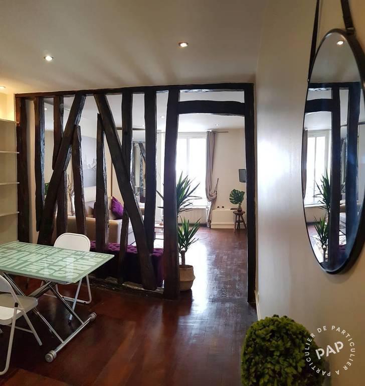 Location immobilier 1.100€ Paris 17E