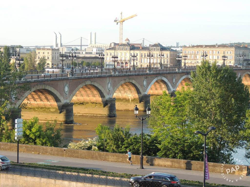 Appartement 380.000 € 37 m² Bordeaux (33)
