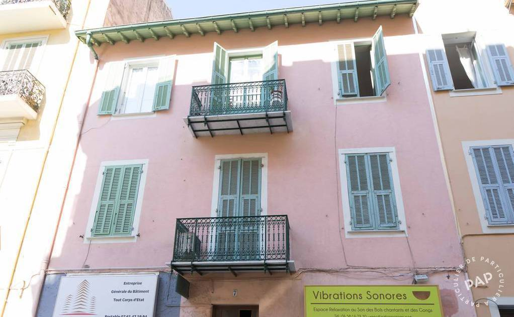 Immobilier Nice (06) 800€ 38m²