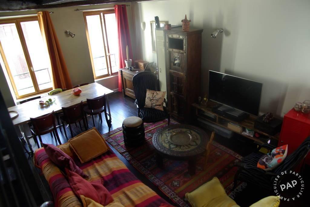 Vente appartement 4 pièces Pierrefitte-sur-Seine (93380)
