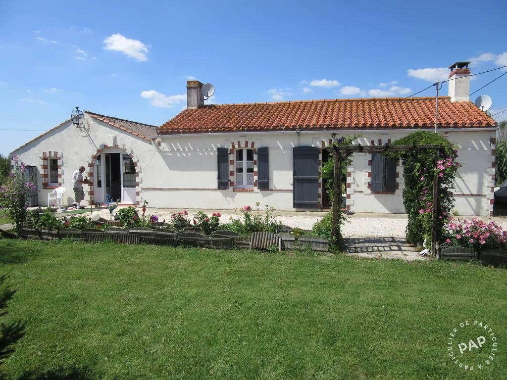 Vente Maison Notre-Dame-De-Monts (85690) 155m² 220.000€
