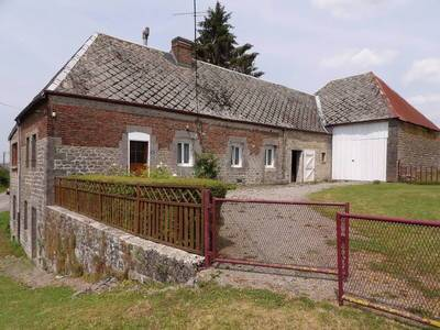 Vente maison Cartignies (59244) - 135.000 €