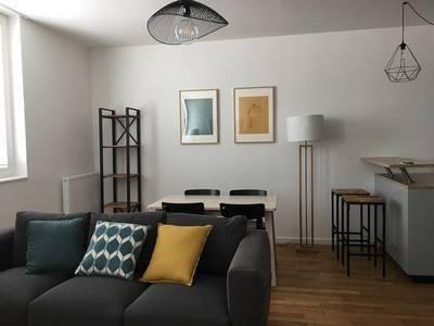 Location meublée appartement 2pièces 47m² Paris 13E - 1.700€