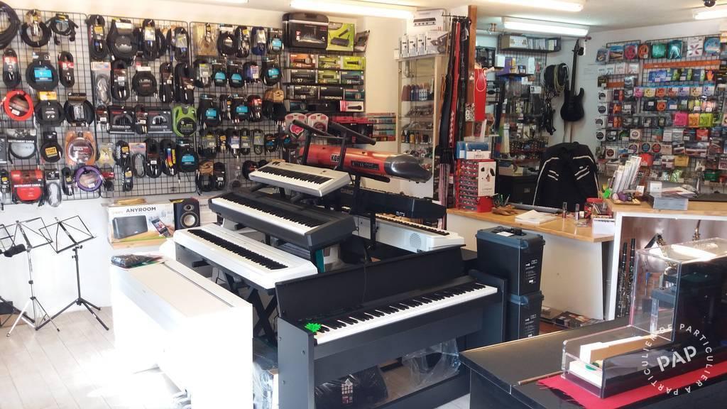 Vente et location Fonds de commerce Magasin De Musique, Sete (34200)  190.000€
