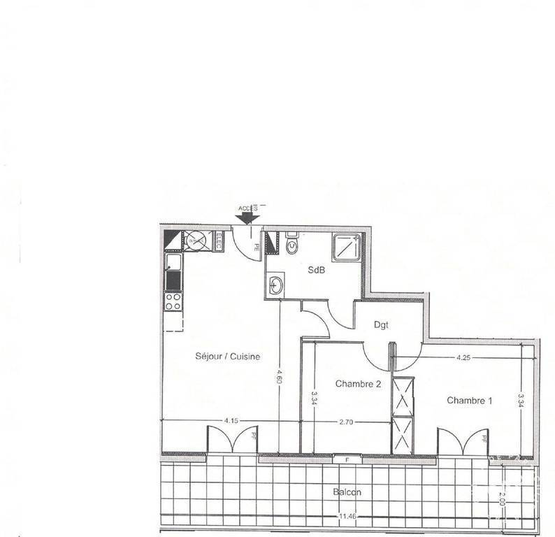 Location immobilier 750€ Saint-Laurent-De-La-Salanque (66250)