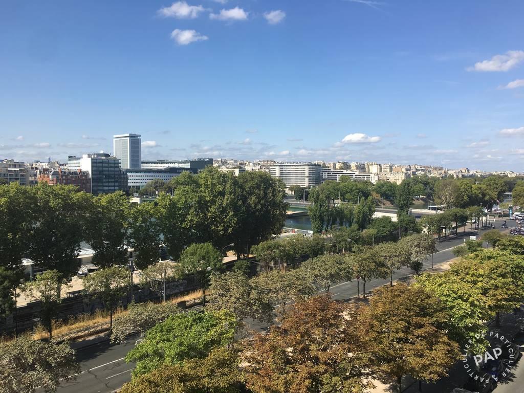 Location Appartement Paris 15E 16m² 850€