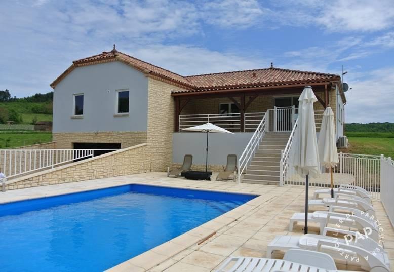Vente Maison 25 Km Cahors, Commune De Prayssac 180m² 355.000€
