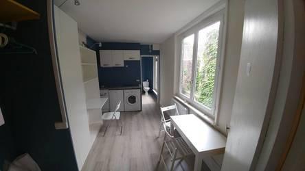 Location meublée studio 15m² Lille (59) - 525€