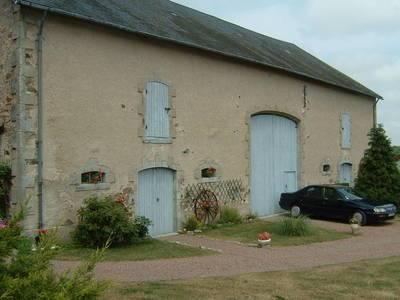 Vente maison 120m² Cervon - 75.000€