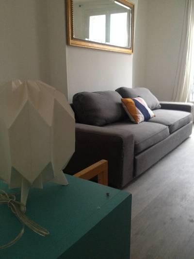 Location appartement 2pièces 35m² Paris 10E - 1.450€