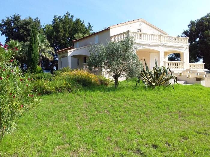 Vente maison 7 pièces Bastia (2B)