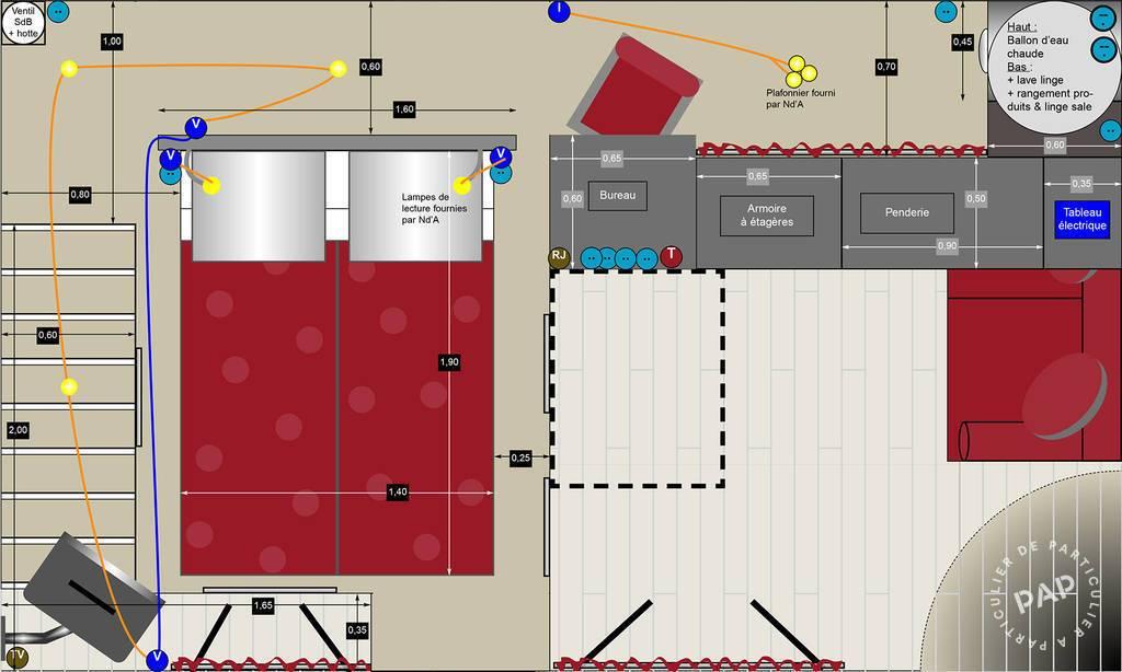 location meubl e studio 20 m versailles 78000 20 m 685 de particulier particulier. Black Bedroom Furniture Sets. Home Design Ideas