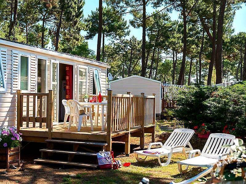 Chalet, mobil-home Saint-Julien-En-Born (40170) 32.700€