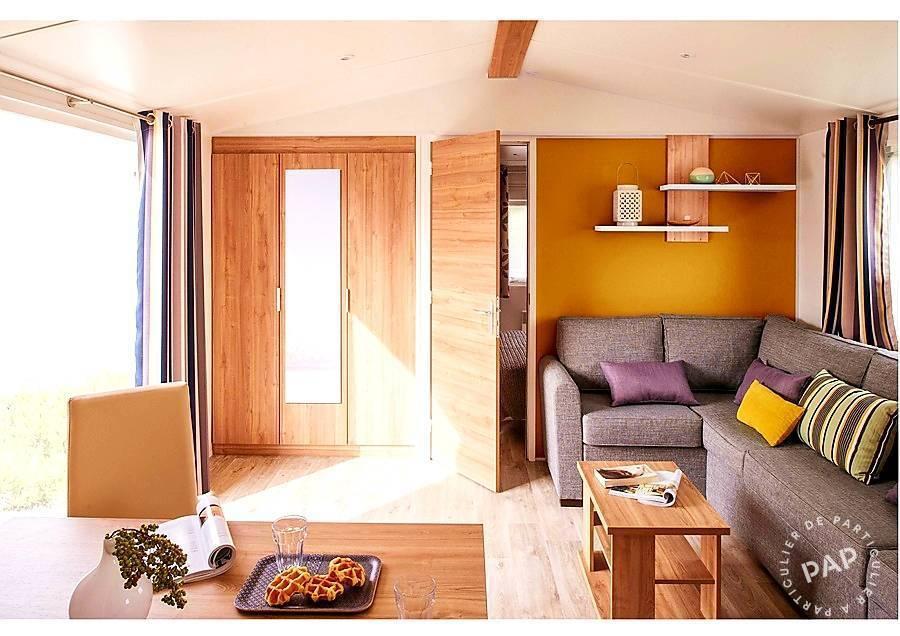 Vente Chalet, mobil-home Canet-En-Roussillon (66140)  32.700€