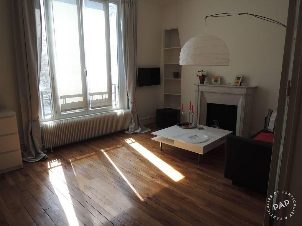 Location meubl e appartement 2 pi ces 46 m paris 5e 46 - Location appartement meuble paris entre particulier ...