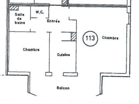 location meubl e appartement 2 pi ces 48 m strasbourg 67 48 m 750 de particulier. Black Bedroom Furniture Sets. Home Design Ideas