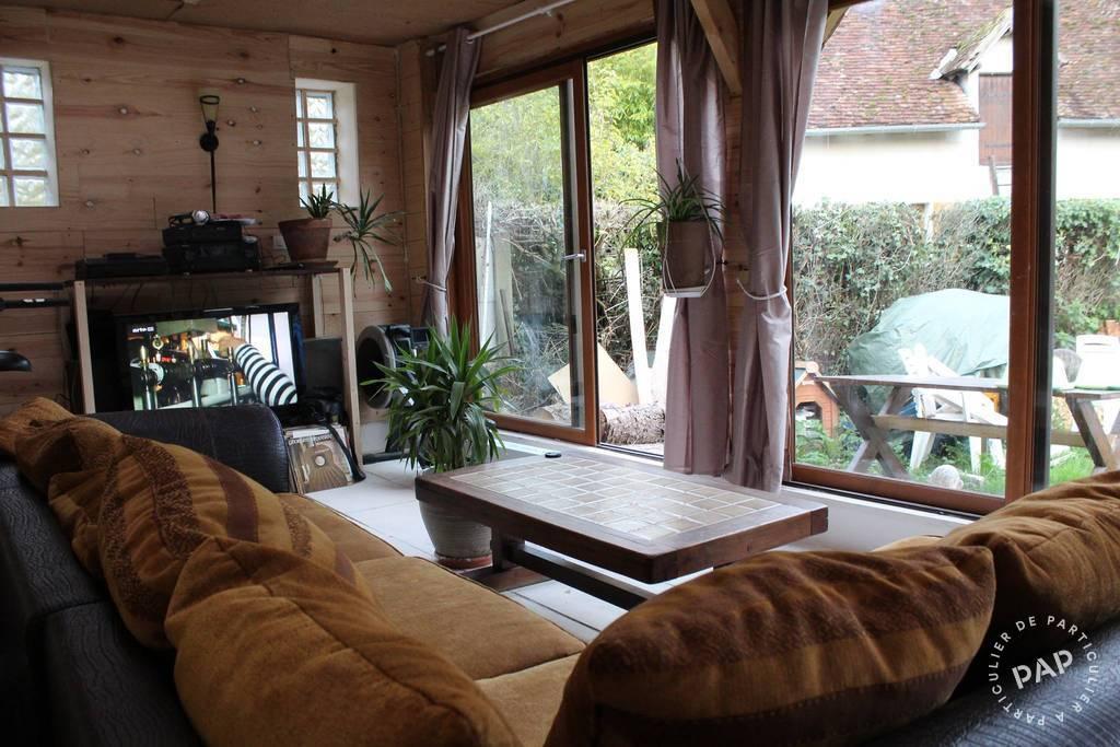 Vente maison 4 pièces Langé (36600)