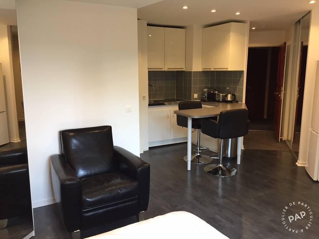 location meubl e studio 28 m levallois perret 92300 28 m de particulier. Black Bedroom Furniture Sets. Home Design Ideas